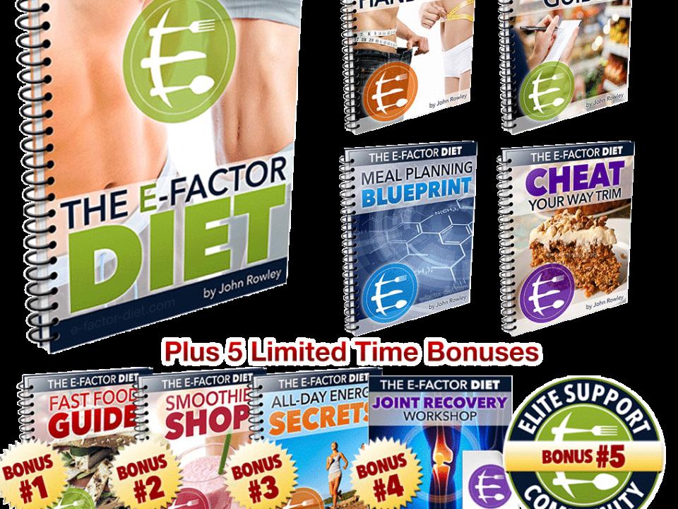 efactor-diet-960x720 E-Factor Diet Review Reviews