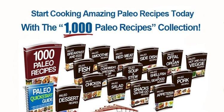 1000-paleo-750x375-1 1000 Paleo Recipes Review Recipes Reviews  Recipes Paleo Diet