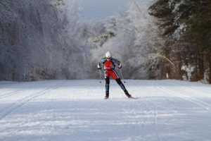 cross country skiing best exercise for weight loss