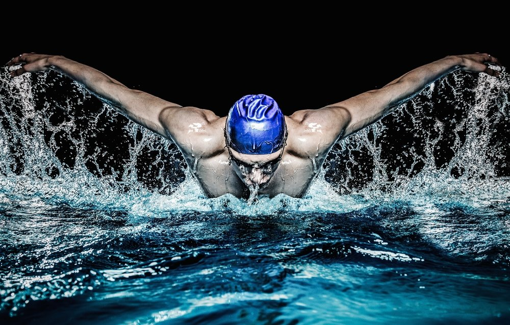 swimming low impact weight loss