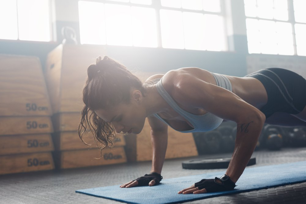 push ups great for fitness