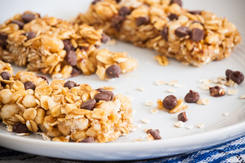 some granola bars unhealthy