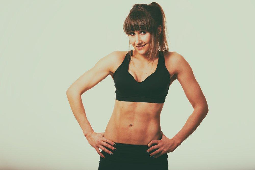 bikini abs exercises