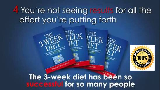 3 week diet review is it a scam buy it now