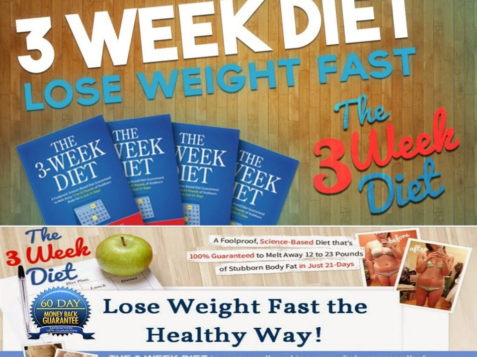 3-week-diet-review-960x720 The 3 Week Diet Review -- What I learned About The 3 Week Diet Reviews  review Diet