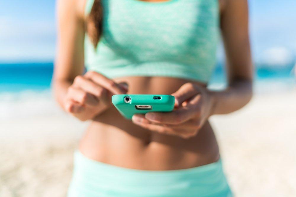 beach abs workout