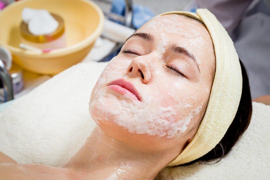 exfoliate for healthy skin