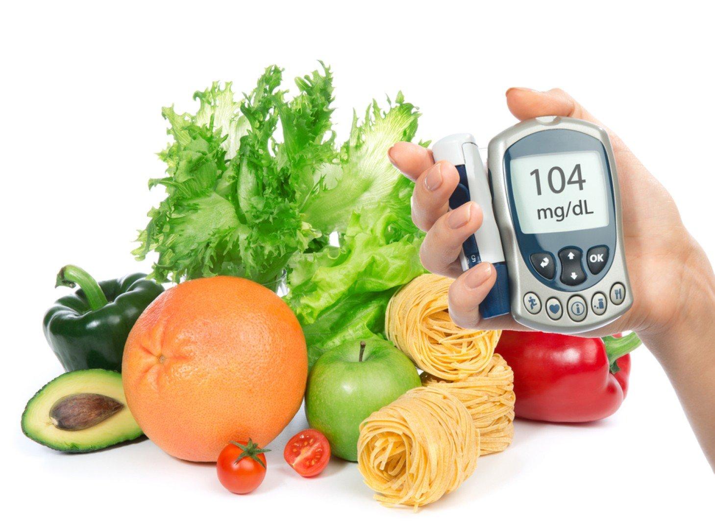 Медицина диета при диабете