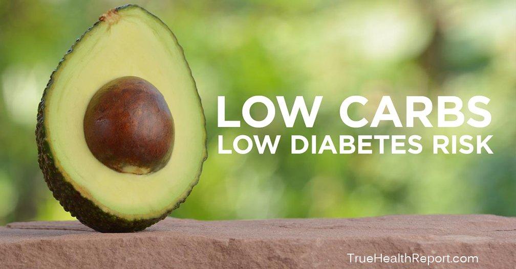 low carb diabetic diet positives