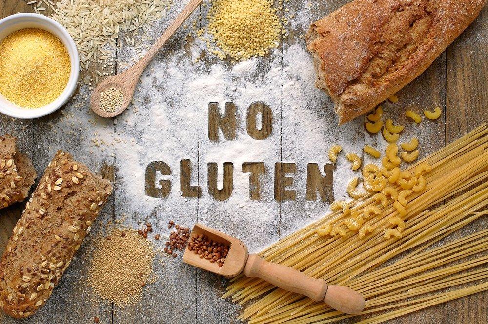 gluten free lose weight