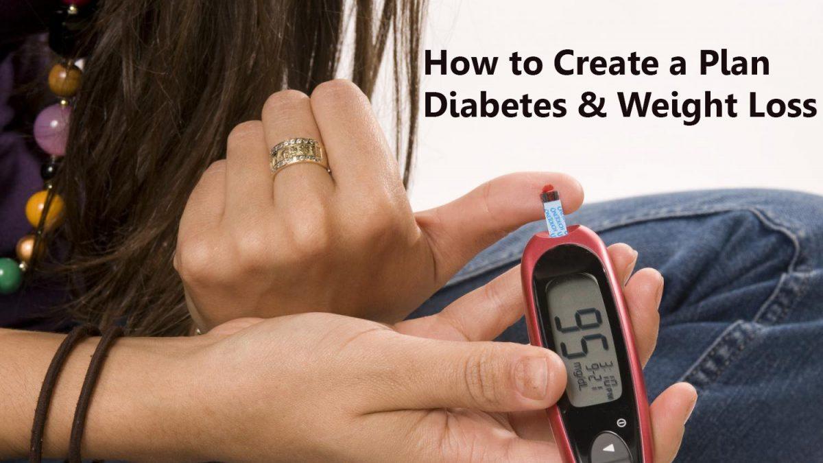 diabetes weight loss plan type 2 diabetes