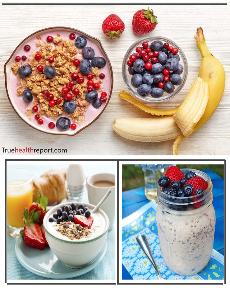healthy breakfast tips and ideas