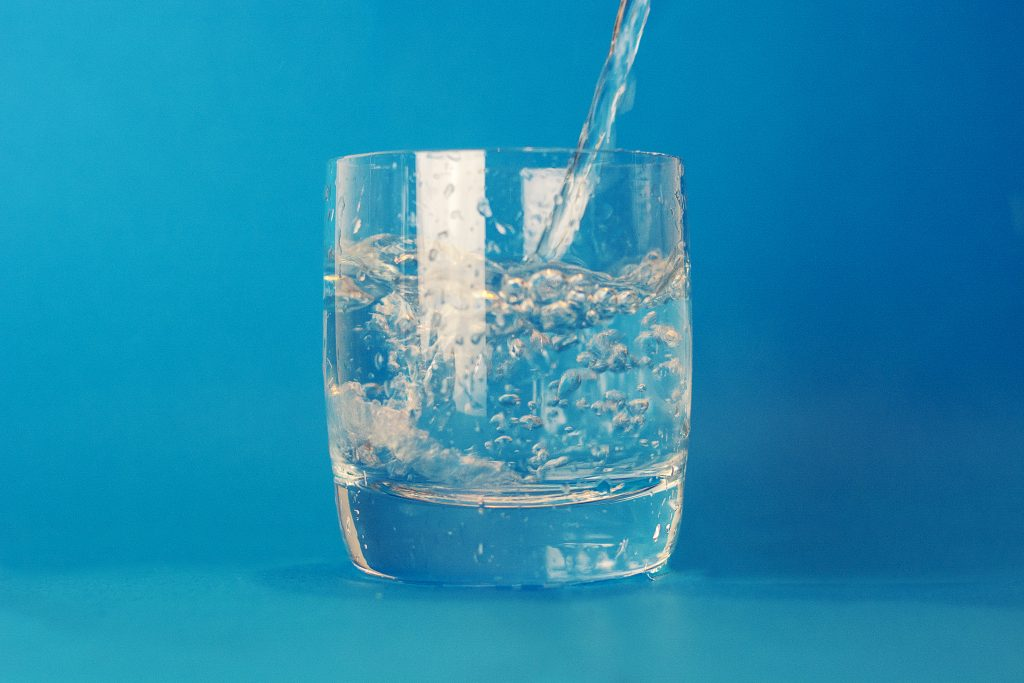 keep hydrated to avoid diet wall