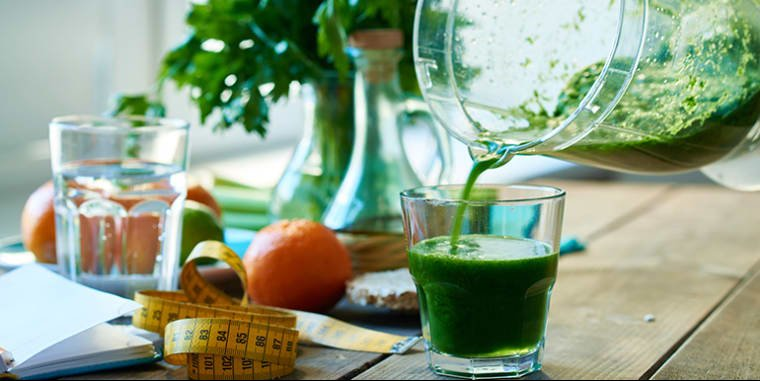 juicing detox benefits