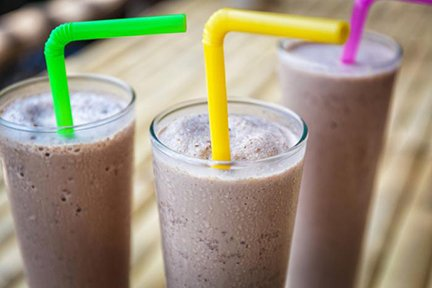 protein-shakes-in-glasses Protein Shakes: Worth It? Weight Loss Tips  protein shakes