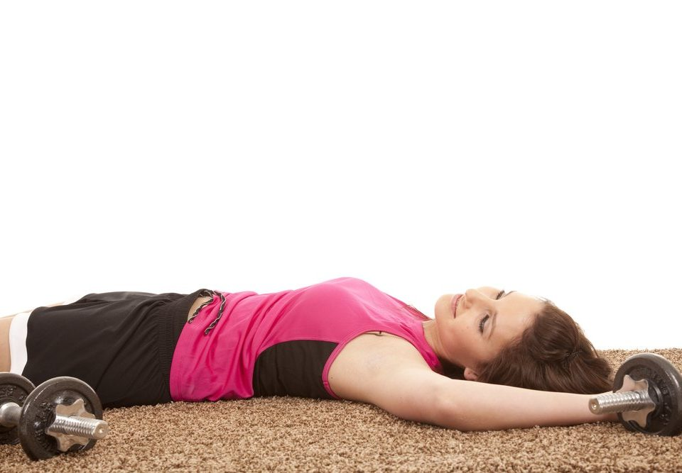 sleeping weight loss