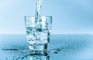 hydrate with water for weight loss