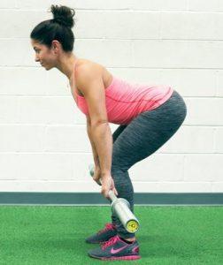 butt shaping deadlift exercise
