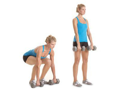 butt exercise deadlift