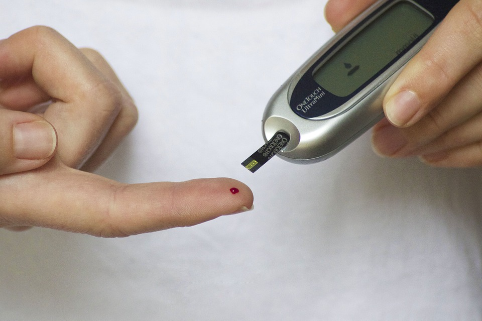 start tracking blood sugar with metabolic syndrome