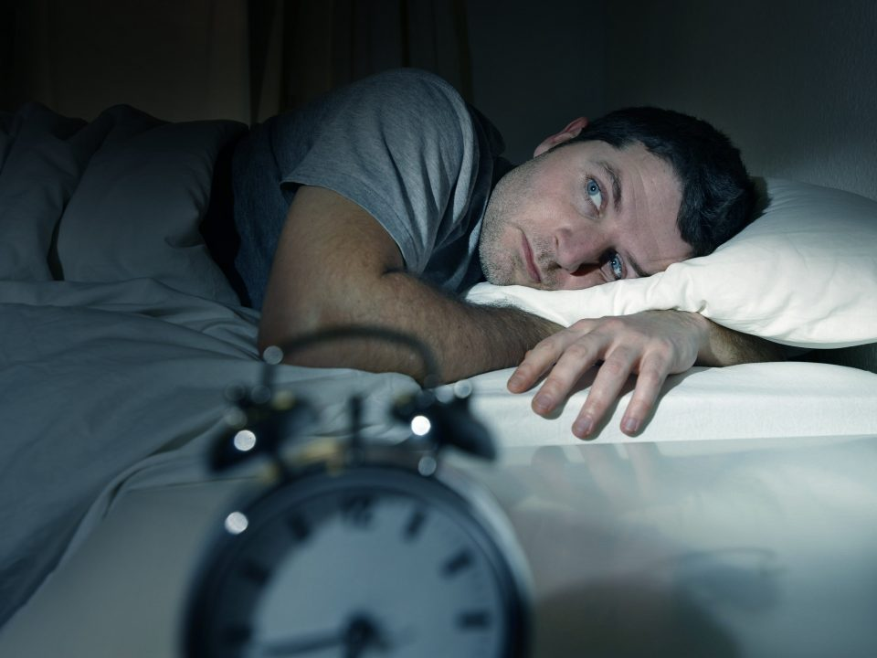 how to cure insomnia fast