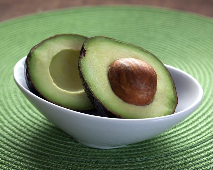 organic avocado fiber rich superfood