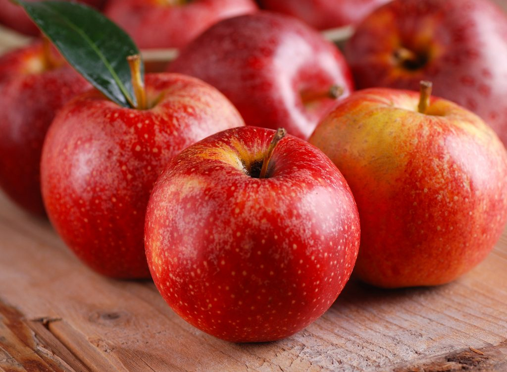 organic non gmo apples for lean muscle