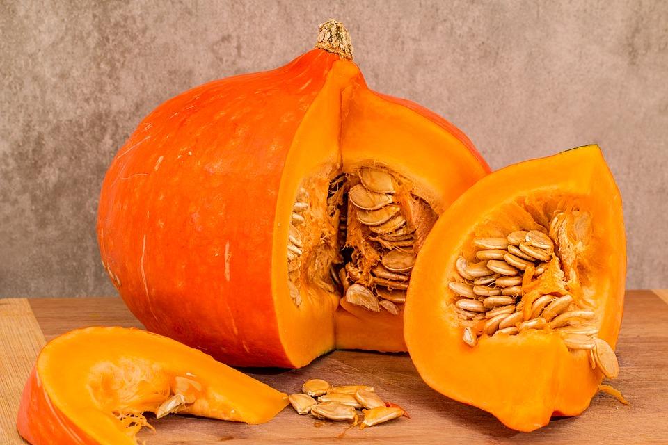 pumpkin fiber rich superfood